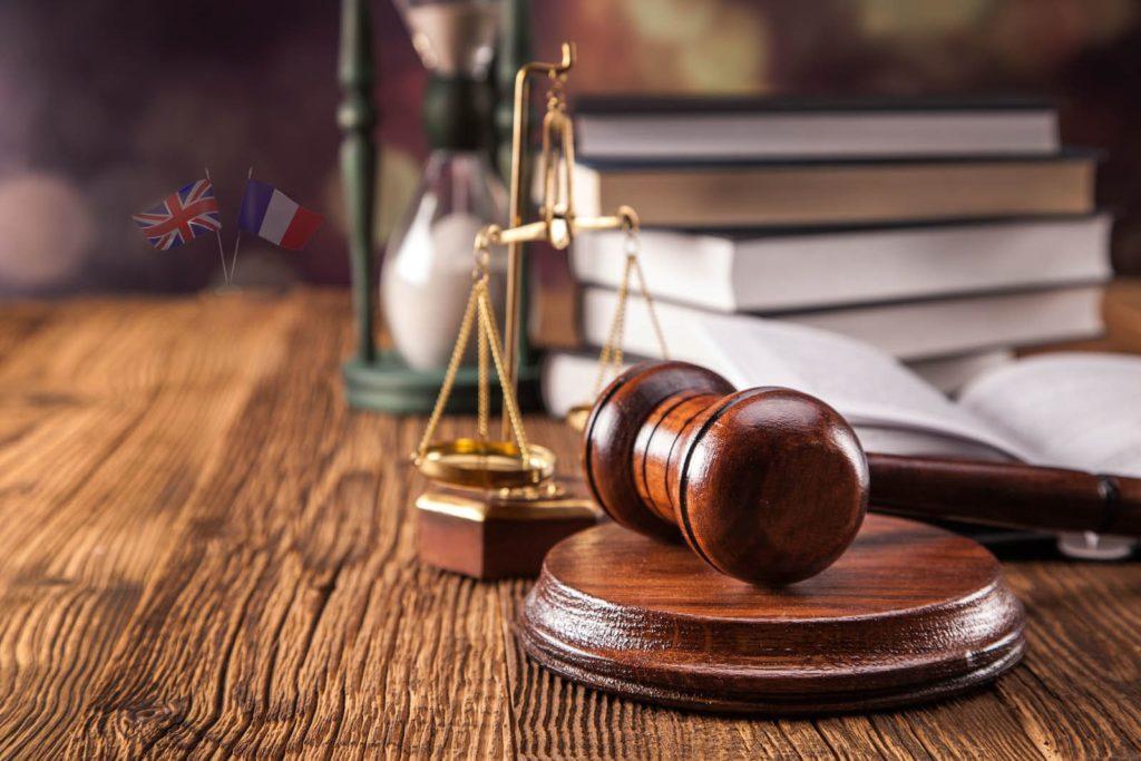 legal certified translator