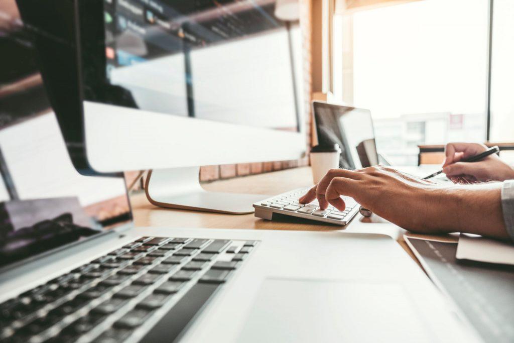 hiring a professional website development company - Cornerstone Digital